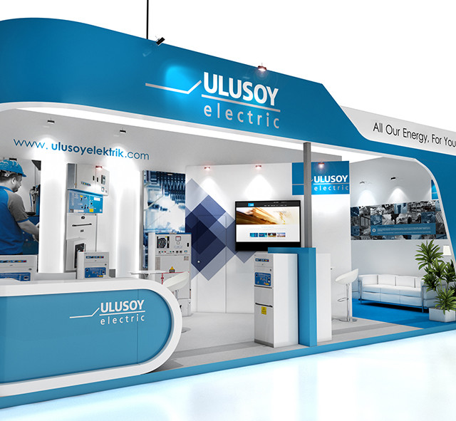 Stand Ulusoy Electric